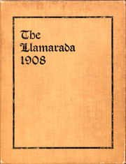 Page 1, 1908 Edition, Mount Holyoke College - Llamarada Yearbook (South Hadley, MA) online yearbook collection
