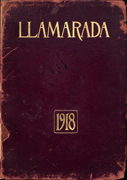 Mount Holyoke College - Llamarada Yearbook (South Hadley, MA) online yearbook collection, 1918 Edition, Page 1