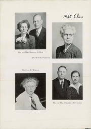 Page 12, 1945 Edition, Mount Holyoke College - Llamarada Yearbook (South Hadley, MA) online yearbook collection