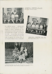 Page 17, 1945 Edition, Mount Holyoke College - Llamarada Yearbook (South Hadley, MA) online yearbook collection