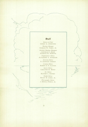 Page 10, 1931 Edition, Tabor Academy - Fore n Aft Yearbook (Marion, MA) online yearbook collection