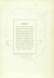 Page 11, 1931 Edition, Tabor Academy - Fore n Aft Yearbook (Marion, MA) online yearbook collection