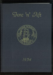 Page 1, 1954 Edition, Tabor Academy - Fore n Aft Yearbook (Marion, MA) online yearbook collection