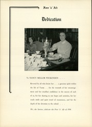 Page 10, 1954 Edition, Tabor Academy - Fore n Aft Yearbook (Marion, MA) online yearbook collection