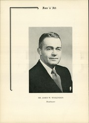 Page 8, 1954 Edition, Tabor Academy - Fore n Aft Yearbook (Marion, MA) online yearbook collection