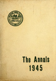 1945 Edition, Bradford College - Annals Yearbook (Haverhill, MA)