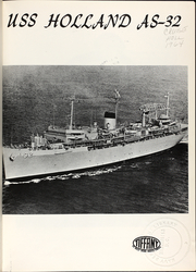 Page 3, 1964 Edition, Holland (AS 32) - Naval Cruise Book online yearbook collection