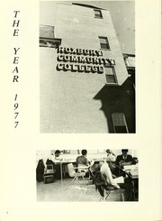 Page 6, 1977 Edition, Roxbury Community College - Yearbook (Roxbury, MA) online yearbook collection