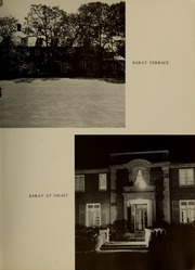 Page 11, 1951 Edition, Newton College of the Sacred Heart - The Well Yearbook (Newton, MA) online yearbook collection