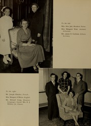 Page 16, 1951 Edition, Newton College of the Sacred Heart - The Well Yearbook (Newton, MA) online yearbook collection