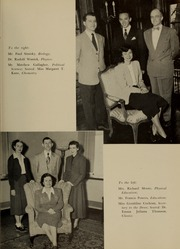 Page 17, 1951 Edition, Newton College of the Sacred Heart - The Well Yearbook (Newton, MA) online yearbook collection