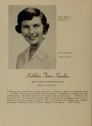 Page 42, 1951 Edition, Newton College of the Sacred Heart - The Well Yearbook (Newton, MA) online yearbook collection