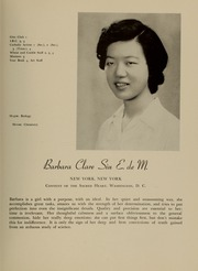 Page 43, 1951 Edition, Newton College of the Sacred Heart - The Well Yearbook (Newton, MA) online yearbook collection