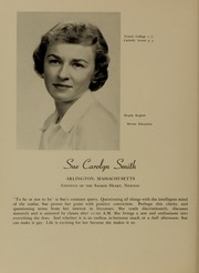 Page 44, 1951 Edition, Newton College of the Sacred Heart - The Well Yearbook (Newton, MA) online yearbook collection