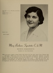 Page 45, 1951 Edition, Newton College of the Sacred Heart - The Well Yearbook (Newton, MA) online yearbook collection