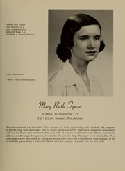 Page 47, 1951 Edition, Newton College of the Sacred Heart - The Well Yearbook (Newton, MA) online yearbook collection