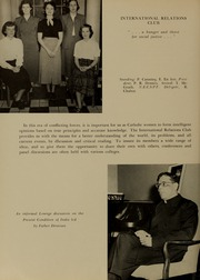 Page 72, 1951 Edition, Newton College of the Sacred Heart - The Well Yearbook (Newton, MA) online yearbook collection