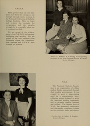 Page 73, 1951 Edition, Newton College of the Sacred Heart - The Well Yearbook (Newton, MA) online yearbook collection