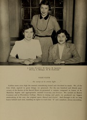 Page 74, 1951 Edition, Newton College of the Sacred Heart - The Well Yearbook (Newton, MA) online yearbook collection