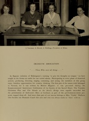 Page 76, 1951 Edition, Newton College of the Sacred Heart - The Well Yearbook (Newton, MA) online yearbook collection