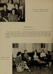 Page 78, 1951 Edition, Newton College of the Sacred Heart - The Well Yearbook (Newton, MA) online yearbook collection