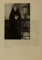 Page 8, 1951 Edition, Newton College of the Sacred Heart - The Well Yearbook (Newton, MA) online yearbook collection