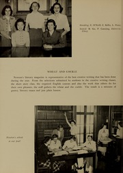 Page 82, 1951 Edition, Newton College of the Sacred Heart - The Well Yearbook (Newton, MA) online yearbook collection