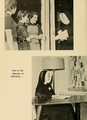 Page 12, 1957 Edition, Newton College of the Sacred Heart - The Well Yearbook (Newton, MA) online yearbook collection