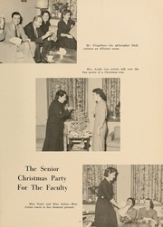 Page 17, 1957 Edition, Newton College of the Sacred Heart - The Well Yearbook (Newton, MA) online yearbook collection