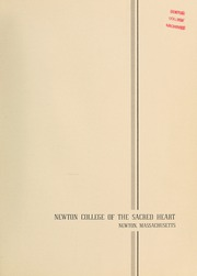 Page 5, 1957 Edition, Newton College of the Sacred Heart - The Well Yearbook (Newton, MA) online yearbook collection