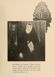 Page 9, 1957 Edition, Newton College of the Sacred Heart - The Well Yearbook (Newton, MA) online yearbook collection