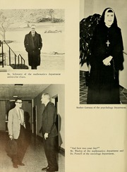 Page 18, 1961 Edition, Newton College of the Sacred Heart - The Well Yearbook (Newton, MA) online yearbook collection