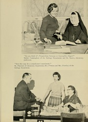 Page 19, 1961 Edition, Newton College of the Sacred Heart - The Well Yearbook (Newton, MA) online yearbook collection