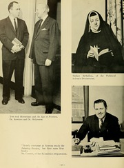 Page 20, 1961 Edition, Newton College of the Sacred Heart - The Well Yearbook (Newton, MA) online yearbook collection