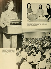 Page 22, 1961 Edition, Newton College of the Sacred Heart - The Well Yearbook (Newton, MA) online yearbook collection