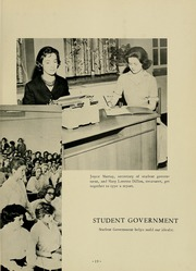 Page 23, 1961 Edition, Newton College of the Sacred Heart - The Well Yearbook (Newton, MA) online yearbook collection