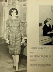 Page 24, 1961 Edition, Newton College of the Sacred Heart - The Well Yearbook (Newton, MA) online yearbook collection