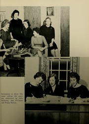 Page 25, 1961 Edition, Newton College of the Sacred Heart - The Well Yearbook (Newton, MA) online yearbook collection