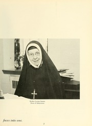Page 11, 1964 Edition, Newton College of the Sacred Heart - The Well Yearbook (Newton, MA) online yearbook collection