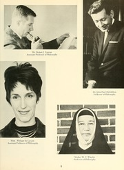 Page 13, 1964 Edition, Newton College of the Sacred Heart - The Well Yearbook (Newton, MA) online yearbook collection