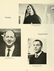 Page 14, 1964 Edition, Newton College of the Sacred Heart - The Well Yearbook (Newton, MA) online yearbook collection