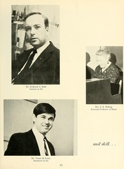 Page 15, 1964 Edition, Newton College of the Sacred Heart - The Well Yearbook (Newton, MA) online yearbook collection