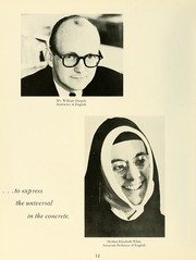 Page 16, 1964 Edition, Newton College of the Sacred Heart - The Well Yearbook (Newton, MA) online yearbook collection