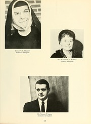 Page 17, 1964 Edition, Newton College of the Sacred Heart - The Well Yearbook (Newton, MA) online yearbook collection