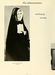 Page 8, 1964 Edition, Newton College of the Sacred Heart - The Well Yearbook (Newton, MA) online yearbook collection