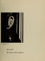 Page 15, 1965 Edition, Newton College of the Sacred Heart - The Well Yearbook (Newton, MA) online yearbook collection