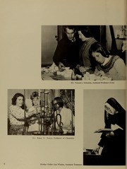 Page 16, 1965 Edition, Newton College of the Sacred Heart - The Well Yearbook (Newton, MA) online yearbook collection