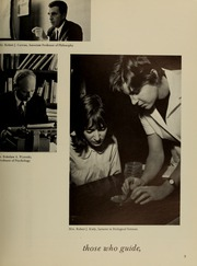 Page 17, 1965 Edition, Newton College of the Sacred Heart - The Well Yearbook (Newton, MA) online yearbook collection