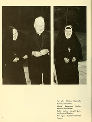 Page 10, 1966 Edition, Newton College of the Sacred Heart - The Well Yearbook (Newton, MA) online yearbook collection