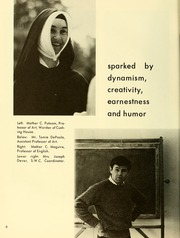 Page 12, 1966 Edition, Newton College of the Sacred Heart - The Well Yearbook (Newton, MA) online yearbook collection